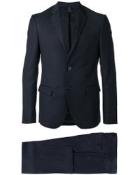 Fendi - Single-breasted Suit - Lyst
