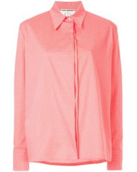 N-Duo - Dotted Shirt - Lyst