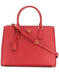Prada - All Designer Products - Medium Galleria Tote Bag - Lyst