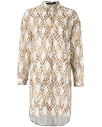 Andrea Marques - Printed Shirt - Lyst