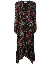 A.L.C. - Kleid mit Blumenmuster - Lyst