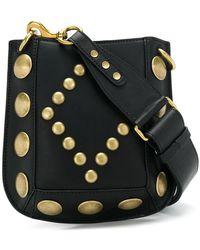 Étoile Isabel Marant | Nasko Small Leather Shoulder Bag | Lyst