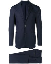 Eleventy - Set giacca e pantaloni - Lyst