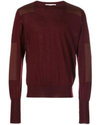 Stella McCartney - Two Tone Sweater - Lyst