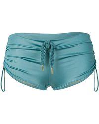 Marlies Dekkers - Holi Glamour Drawstring Bikini Shorts - Lyst