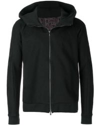 DEVOA - Hooded Jacket - Lyst