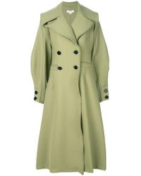 Beaufille | Ono Double Breasted Coat | Lyst