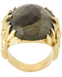 Wouters & Hendrix - My Favourite Labradorite Ring - Lyst
