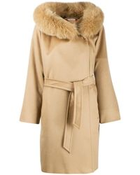 f43f0572d96f70 Women's Max Mara Studio Coats Online Sale - Lyst