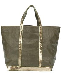 Vanessa Bruno - Sequinned Tote Bag - Lyst