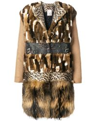 Antonio Marras - Panelled Coat - Lyst