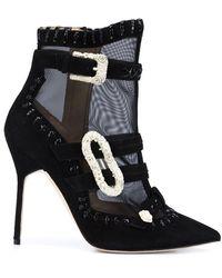 Marchesa - 'wendy' Boots - Lyst
