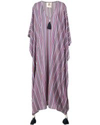 Figue - Eliza Striped Kaftan - Lyst