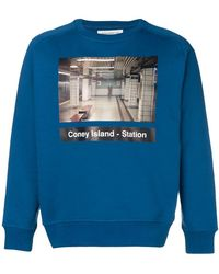 Department 5 - Coney Island Station Sweatshirt - Lyst
