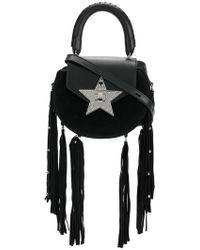 Salar - Star Fringe Crossbody Bag - Lyst