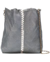 Laura B - Party Chain Shoulder Bag - Lyst