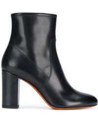 Santoni - Heeled Ankle Boots - Lyst