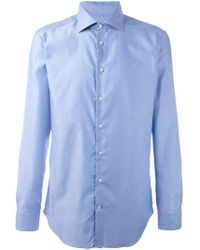 Etro - Classic Button Down Shirt - Lyst