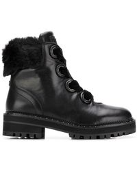 Liu Jo - Pink Ankle Boots - Lyst