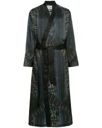 Yoshiokubo - Himalaya Gown Shirt - Lyst