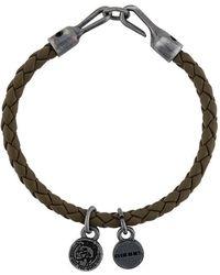 DIESEL | Asanty Bracelet | Lyst