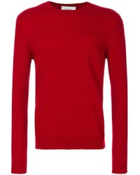 Pringle of Scotland - Crew Neck Jumper - Lyst