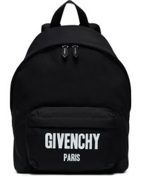 Givenchy - Logo Backpack - Lyst