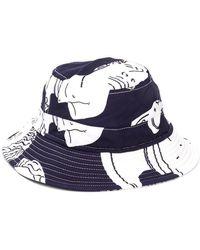 beee6537996 Lyst - Polo Ralph Lauren Reversible Hawaiian Bucket Hat in Blue for Men