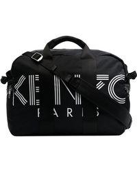 KENZO - Сумка-тоут 'paris' С Логотипом - Lyst