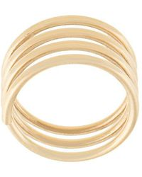 Sophie Bille Brahe - Layered Ring - Lyst