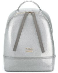 Furla - Glitter Candy Backpack - Lyst