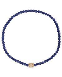 Luis Morais - Cube Charm Bracelet - Lyst