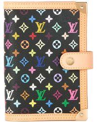 Louis Vuitton - Agenda Pm Notebook Cover - Lyst