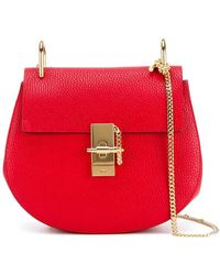 Chloé - Drew Shoulder Bag - Lyst