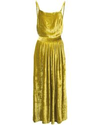 Kamperett - Romy Dress - Lyst