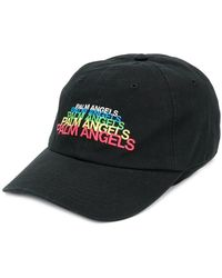 Palm Angels - Logo Cap - Lyst
