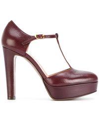 L'Autre Chose - Platform Sandals - Lyst