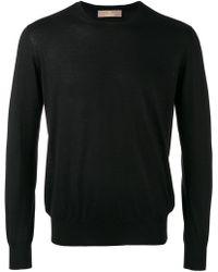 Cruciani - Crew Neck Sweater - Lyst