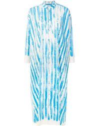 Toogood - Printed Shirt Dress - Lyst