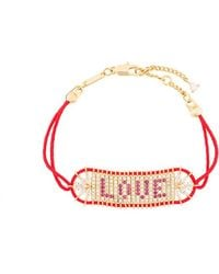 Shourouk - Love Bracelet - Lyst