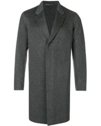 Theory - Cappotto monopetto - Lyst