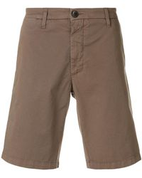Eleventy - Cargo Fitted Shorts - Lyst