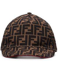 42933f7fd9f77 Lyst - Sombreros y gorros Fendi de mujer desde 135 €