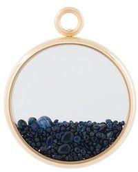 Aurelie Bidermann - 'chivoir' Sapphire Large Pendant - Lyst