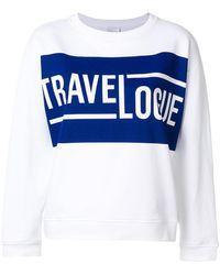 Roseanna - Printed Sweatshirt - Lyst