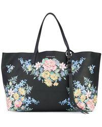 Alexander McQueen | Floral Tote Bag | Lyst