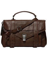 Proenza Schouler Ps1 Medium - Brown