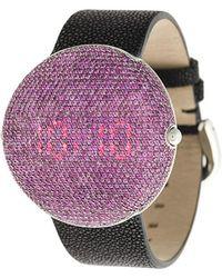 Christian Koban | Clou Pink Sapphire Watch | Lyst