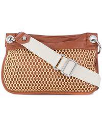 Sonia by Sonia Rykiel - Mesh Knit Shoulder Bag - Lyst