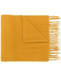N.Peal Cashmere - Woven scarf - Lyst
